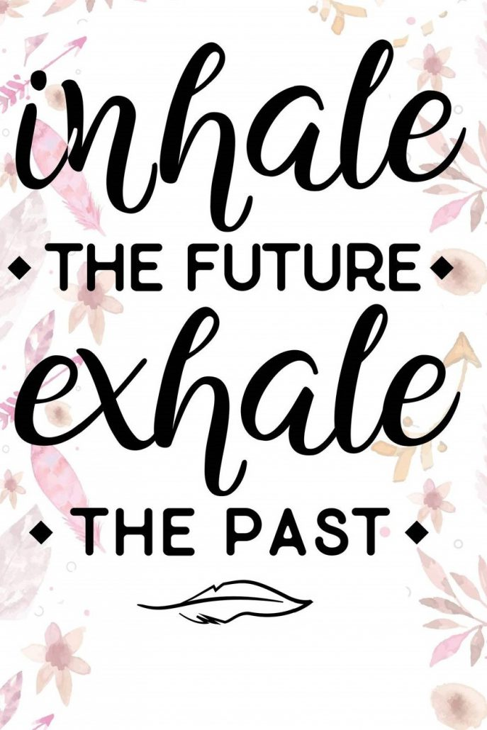 Inhale the Future, exhale the Past | Calgary LaserMind | Laser Therapy